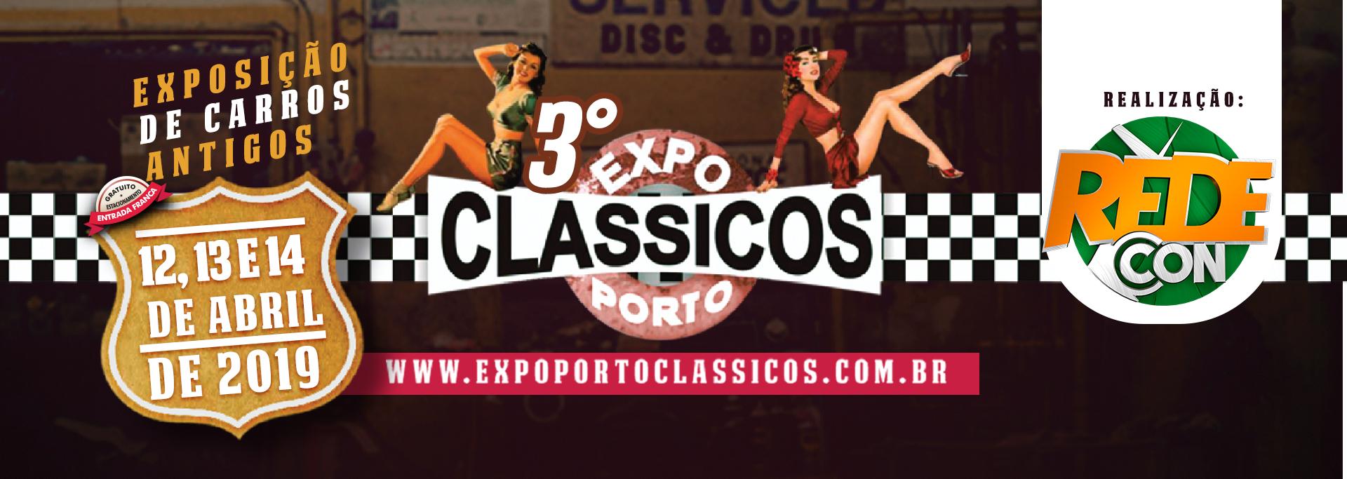 Banner Redecon ExpoPorto